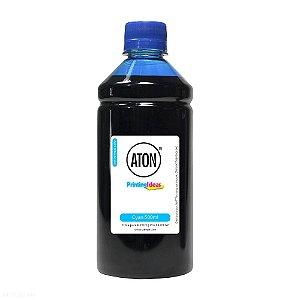 Tinta para HP 971 | Pro X476DW | CN625AM Cyan 500ml Corante Aton