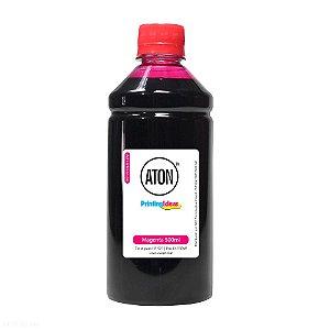 Tinta para HP 971 | Pro X476DW | CN625AM Magenta 500ml Corante Aton