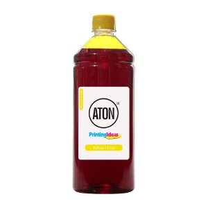 Tinta para Cartucho HP 664 | 664XL Yellow 1 Litro Corante Aton