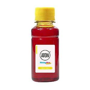 Tinta para Cartucho HP 46 | 2529 | 4729 Yellow 100ml Corante Aton