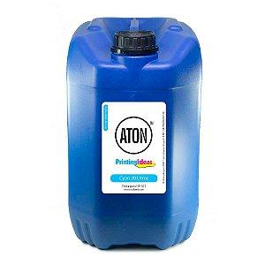 Tinta para Cartucho HP 662 | HP 2515 Cyan 20 Litros Aton
