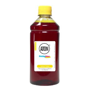 Tinta para Impressora Brother Universal Yellow Aton Corante 500ml