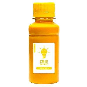 Tinta para Cartucho HP 935 | 935XL Yellow 100ml Pigmentada Crie Sempre