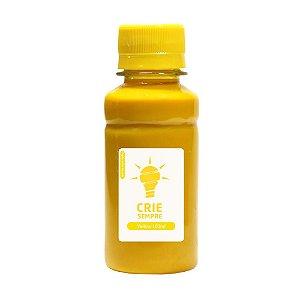 Tinta para Cartucho HP 933 | 933XL Yellow 100ml Pigmentada Crie Sempre