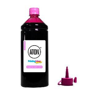 Tinta para Epson Universal Magenta Light 1 Litro Pigmentada Aton