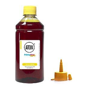 Tinta para EcoTank L1455 Yellow Corante 500ml Aton