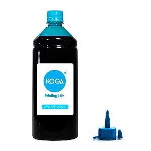 Tinta para Epson L800 Sublimática Ecotank Cyan Light 1 Litro Koga