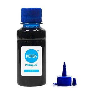 Tinta Sublimática para Epson L805 | L800 | L1800 EcoTank Cyan 100ml Koga