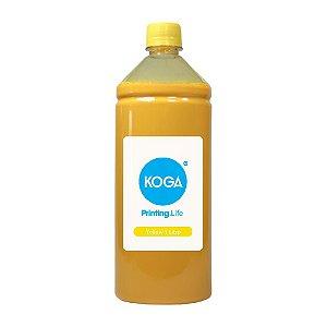 Tinta Sublimática para Epson L1455 EcoTank Yellow 1 Litro Koga