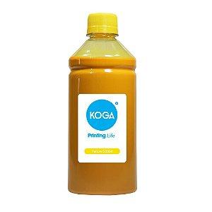 Tinta Sublimática para Epson L1455 EcoTank Yellow 500ml Koga