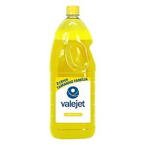 Tinta Sublimática para Epson L655 EcoTank Yellow 2 Litros Valejet