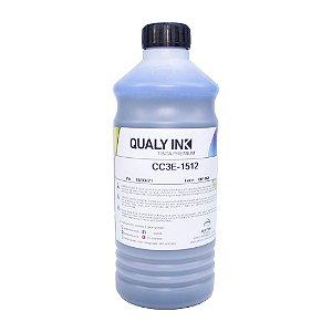Tinta Sublimática para Epson L380 EcoTank Cyan 1 Litro Qualy Ink