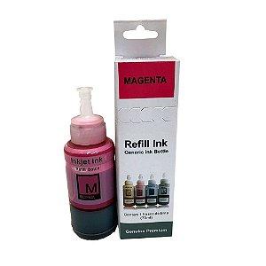 Compatível: Tinta para Impressora Epson Bulk Ink Magenta L495 70ml Premium