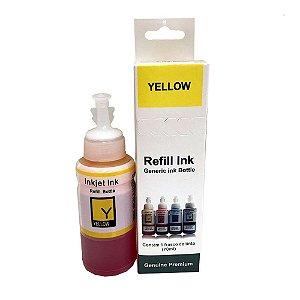 Tinta para Impressora Epson L365 Yellow 70ml Premium