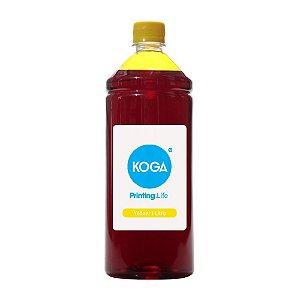 Tinta para Epson L4150 Koga Yellow Corante 1 Litro