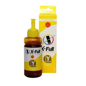 Compatível: Tinta Epson T664 Ultra Corante X-Full Yellow 100ml