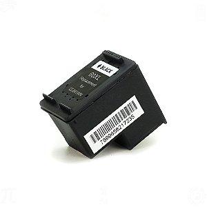 Cartucho para HP 60XL | CC641W Alto Rendimento Preto Compatível 13ml