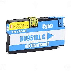 Cartucho para HP 951XL | 8600 Alto Rendimento Cyan Compatível