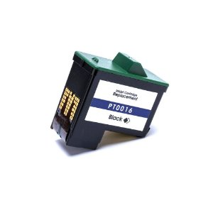 Cartucho para Lexmark 16 | 10N0016 Preto Compatível 12,5ml