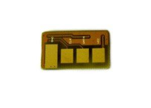 Chip para Samsung CLP 610 | CLP 660 Yellow 5k