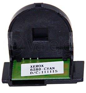 Chip para Xerox Phaser 6280 Cyan 2.2k