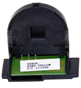Chip para Xerox Phaser 6280 Yellow 2.2k