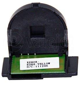Compatível: Chip para Xerox Phaser 6280 Yellow 2.2k