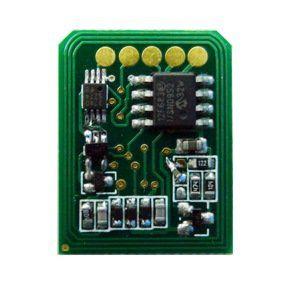 Chip para Okidata C6100 | C5700 | C5900 Cyan 2k