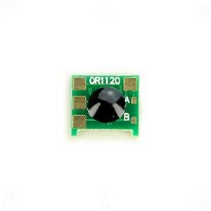 Compatível: Chip HP CP3525DN | CP3525 | CM3530 | CE253A Magenta 7k