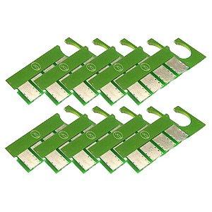 Kit 10 Chip para Samsung SCX 4200 | SCX D4200A 3k