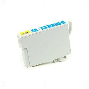Cartucho de tinta para Impressora Epson 196 Cyan Compatível 13,5ml