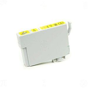 Cartucho de tinta para Impressora Epson 196 Yellow Compatível 13,5ml