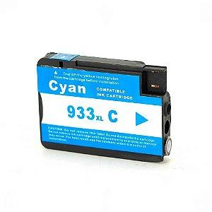 Cartucho para HP 933 XL | 6700 Cyan Compatível 15ml