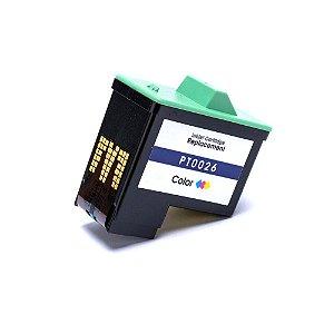 Cartucho para Lexmark 26   10N0026 Colorido Compatível 11ml
