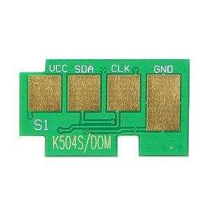 Chip para Samsung K504s | CLP 415N/415NW | CLX4195/4195N Black 2.5k