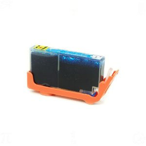 Cartucho de Tinta HP 670XL | CZ118AB | 4625 Cyan Compatível 14ml
