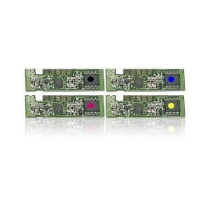 Kit 4 Chip Samsung CLP 365 | 365W | 3305 | 3305W CYMK