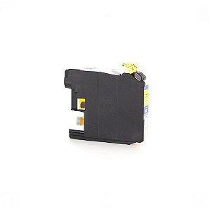 Cartucho para Brother LC 105 Yellow Universal Compatível 14,5ml