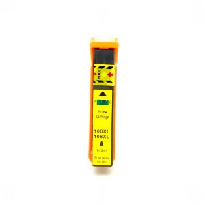 Cartucho para Lexmark 100xl |108xl Yellow Universal Compatível 11,5ml