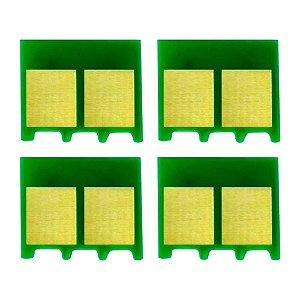 Compatível: Kit 4 Chips para Toner | 201x | M252DW CMYK