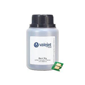Refil de Toner e Chip para HP CE285A | P1102 | M1212 70g