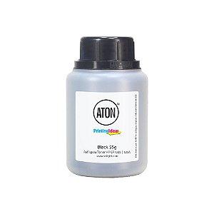 Refil de Toner para HP CP1025 | CE310A | 126A ATON Black 55g