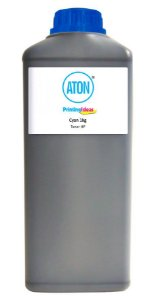 Refil de Toner para HP CP1025 | CE311A | M175NW | 126 Cyan ATON 1Kg