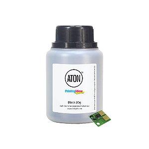 Refil de Toner + Chip para Lexmark E120 | E120N ATON 80g