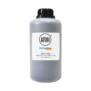 Refil Toner para Brother DCP 8110dn | TN 750 ATON 340g