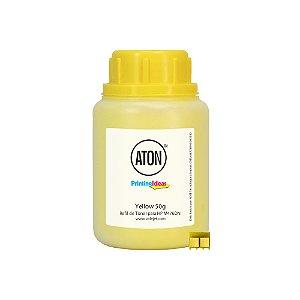 Refil de Toner ATON + Chip Para HP M476DN | M476DW CF382A Yellow 50g
