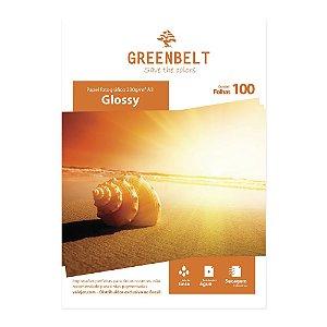 Papel Fotográfico Glossy A3 230g Greenbelt 100 folhas