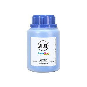 Refil de Toner para Samsung CLT-C504S | CLP415 Cyan 90g Aton