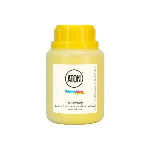 Refil de Toner para Brother TN329 | 8250CDN | HL8350 Yellow 80g Aton
