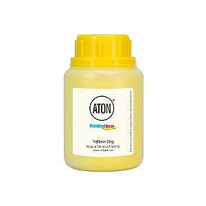 Compatível: Pó de Toner para Samsung CLT-Y404S | Y480W | Y430W Yellow 50g Aton